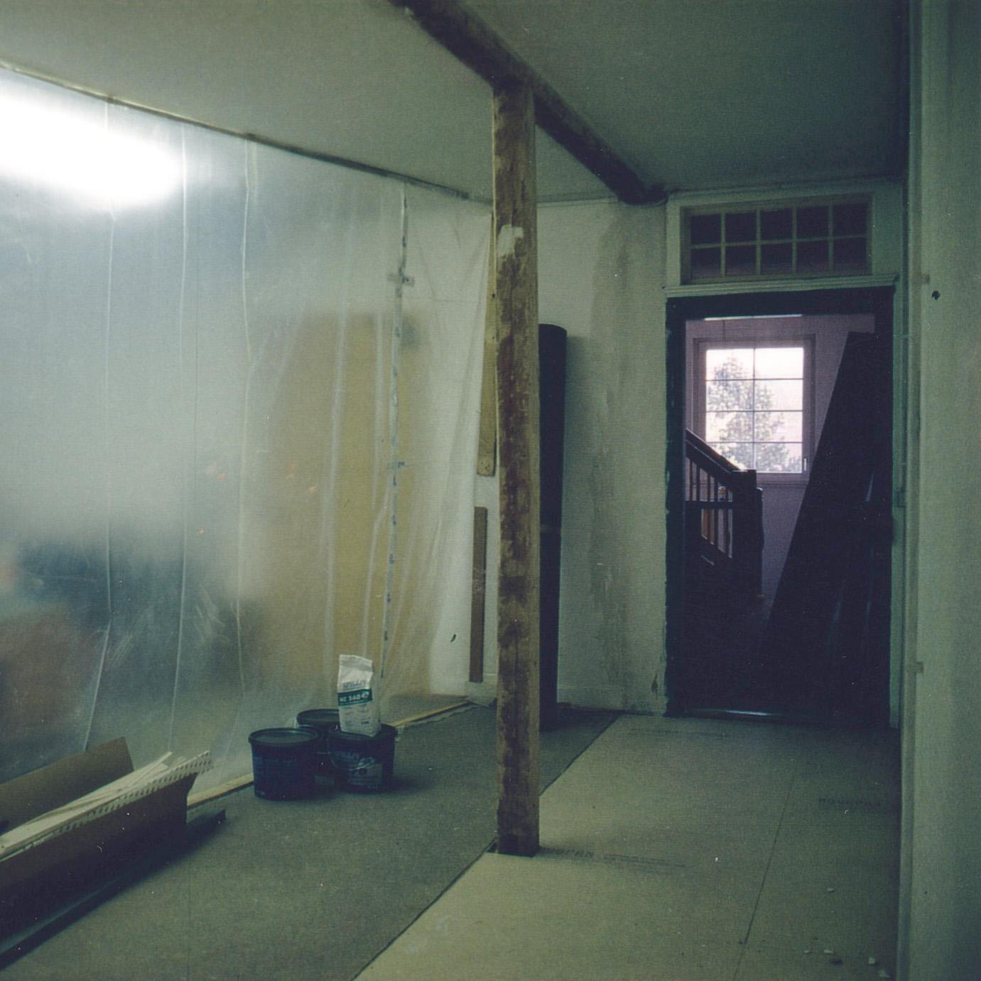 Umbau Geschichte Scheurle 1995